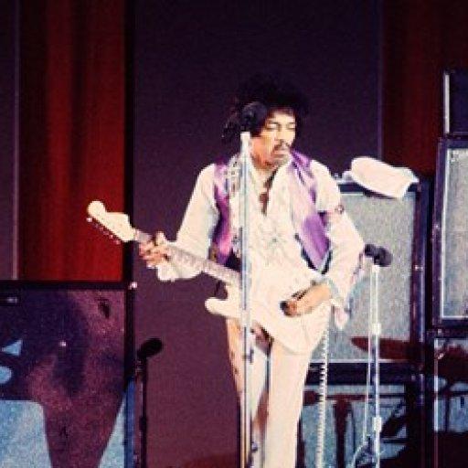 "New Jimi Hendrix Album ""Both Sides of the Sky"""