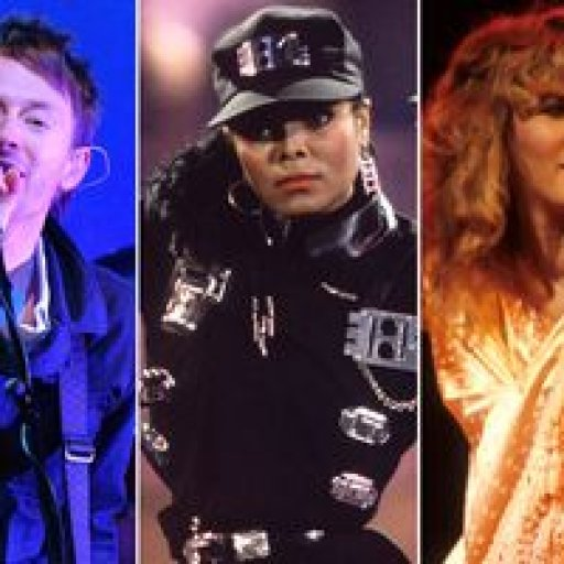 Radiohead, Janet Jackson, Stevie Nicks Lead Rock and Roll Hall of Fame 2019 Class