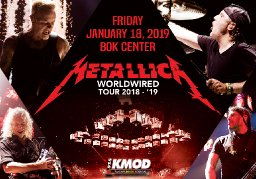 Metalica Worldwired Tour 2018-19