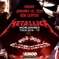Metalica Worldwired Tour 2018-19