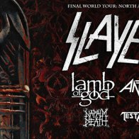 Slayer Final World Tour