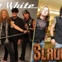 Great White & Slaughter