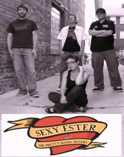 Sexy Ester and the Pretty Mama Sisters